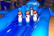 Пингви-боулинг