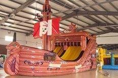 Горка - Пиратский корабль