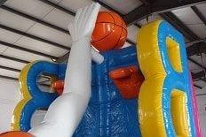 Баскетбол двойной