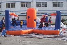 Банджи-баскетбол